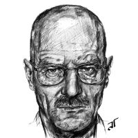WALTER WHITE by Jaimus