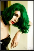It's Green by Virtu-Imagery