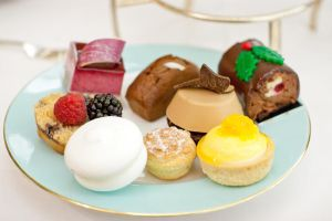 High tea at Fortnum and Mason 1 by patchow