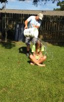 Nominated for the Ice Bucket Challenge by PaparazziSecret