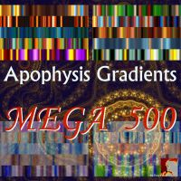 Apophysis_Gradients_Mega_500 by Fiery-Fire