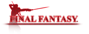 Final Fantasy Home-Made Logo by jin-05