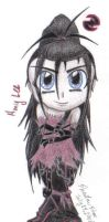 Amy Lee by ZukosSoul