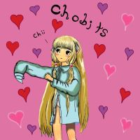 Chobits Chi by copperkid3