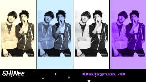Onhyun wallpaper original by a-heart-with-no-beat
