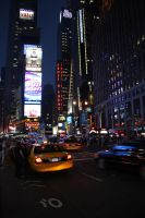 Time Square 2. by DavidBirch1987