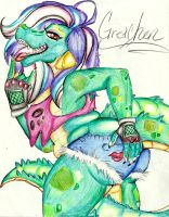 Gretchen by Coraline-176