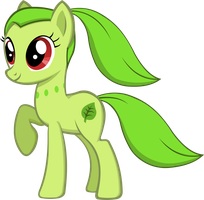 Chikorita Pony by Doctor-G