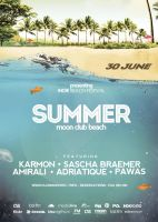 Summer Flyer Poster Vol 3 by DusskDeejay