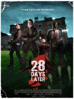 L4D - 28 Days Later poster by UFO-etc