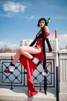 Blazblue - Litchi 4 by tajfu