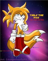 Tails The Fox TSR  Fineenve by edsonprowerfox97
