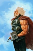 Thor Thursday - 25 by reau