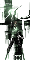 Green Lantern by naratani
