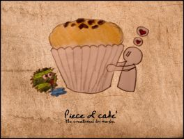 Piece of cake by maybe55