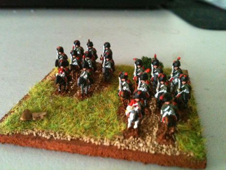 6mm Napoleonics 74 by DarvenTravos