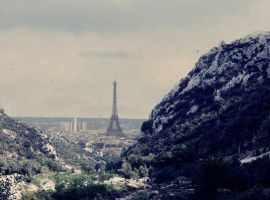 Every corner of the France by DshaLie