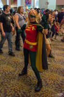 Robin - Stephanie Brown by gnetter
