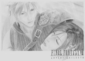 Final Fantasy VII AC by Law3208