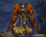 AngelAU: Angel of Loyalty and Commitment by LadyTrSharon