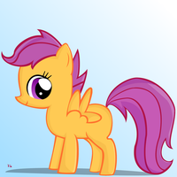 First Try - Scootaloo by ZJ56