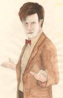 I AM The Doctor by KTechnicolour