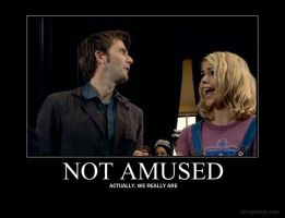 Demotivational: Not Amused by rosechips