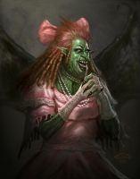 """The Hag"" by TARGETE"