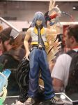 Riku Action Figure by stephuhnoids