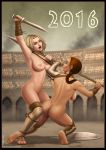Gladiatrix 2016 by Ferres