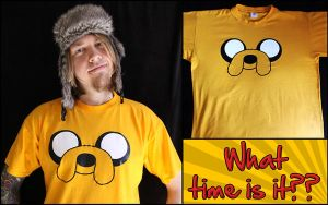Jake T-Shirt by Ymir-Crafts