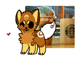 .:   starbucks mutt   :. by fIaqs