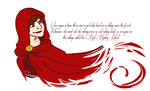 Red Riding Hood by PerfectlyDisastrous