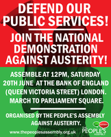 June 20th Demo Poster by Party9999999