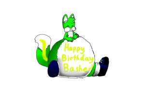 Big  bellied basher by mariosonic029