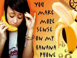 Banana Phone by Toledoll