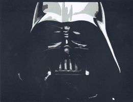 Darth Vader by wandering-pen