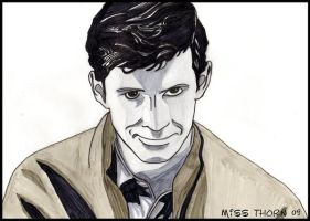 Norman Bates by missthorn666