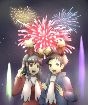 Happy New Year - 2011 by angelonse10