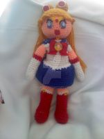 Crochet Sailor Moon (UPDATED) by Maw1227