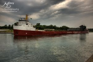 HDR Canada SteamShip by Nebey