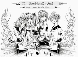 Symphonic Tunes by yeweiguang