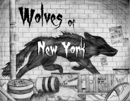 Wolves of New York by Gojigirl