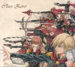 Final Fantasy Type Zero - Class Zero by Nick-Ian