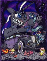 Nightmare Rarity Fink by Sketchywolf-13