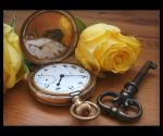 The Key to Time Past - Colour by Forestina-Fotos