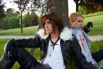 Squall and Seifer by Squall1987Alex