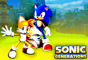 Sonic Generations by Nextgenify