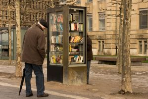 Open Library by f-i-g-m-e-n-t