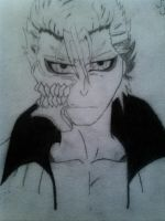 Grimmjow by grimmjowlove